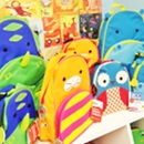 Skip Hop backpacks are cute and make great gifts.