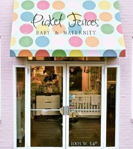 Picket Fences Storefront